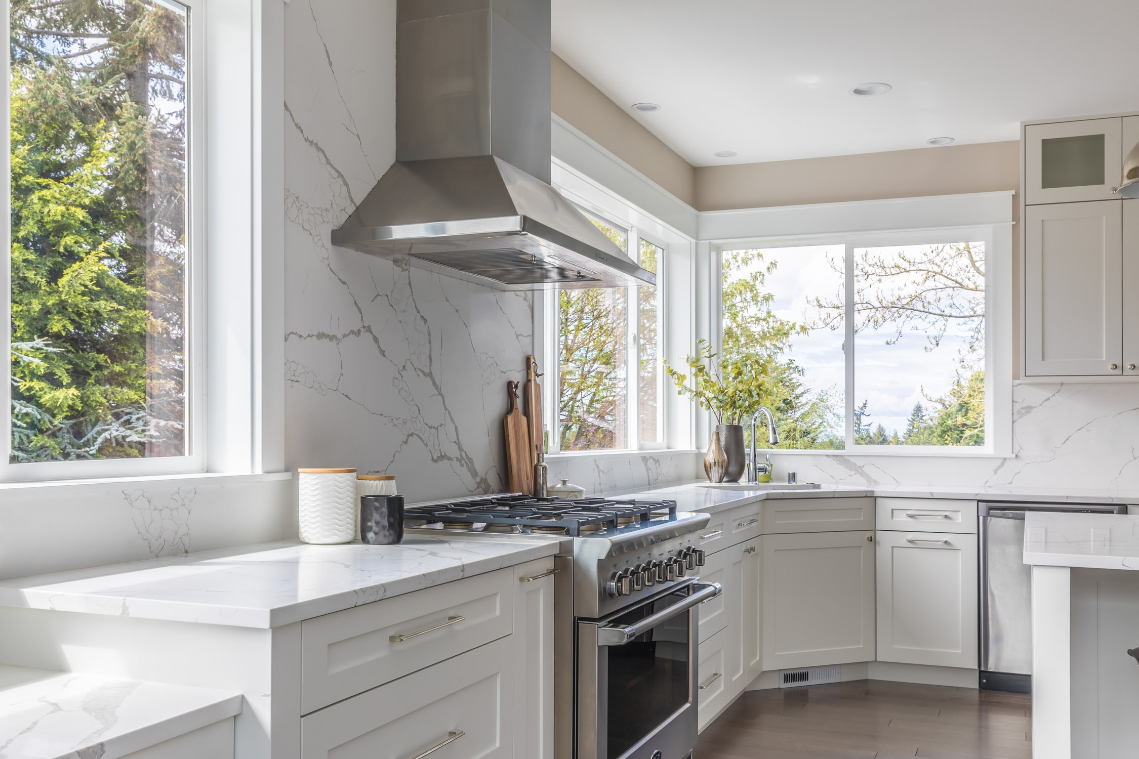 Bellevue Kitchen Remodel Seattle Contractor