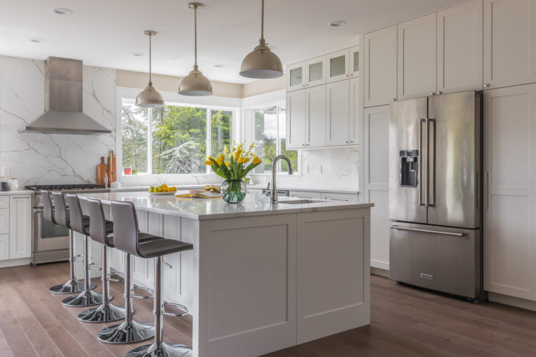 Bellevue Kitchen Remodel Seattle Contractor