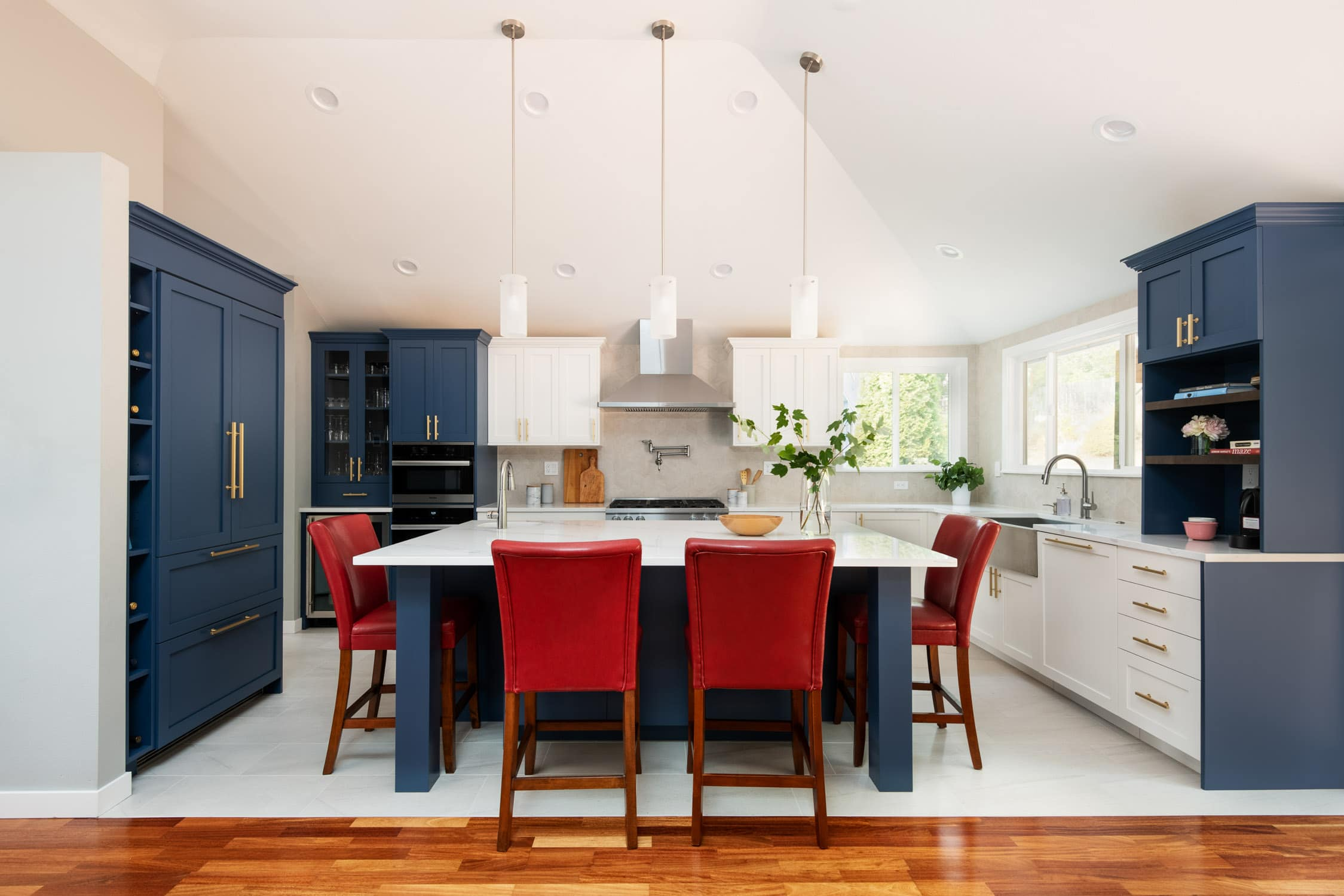 Redmond Kitchen Remodel Seattle Contractor