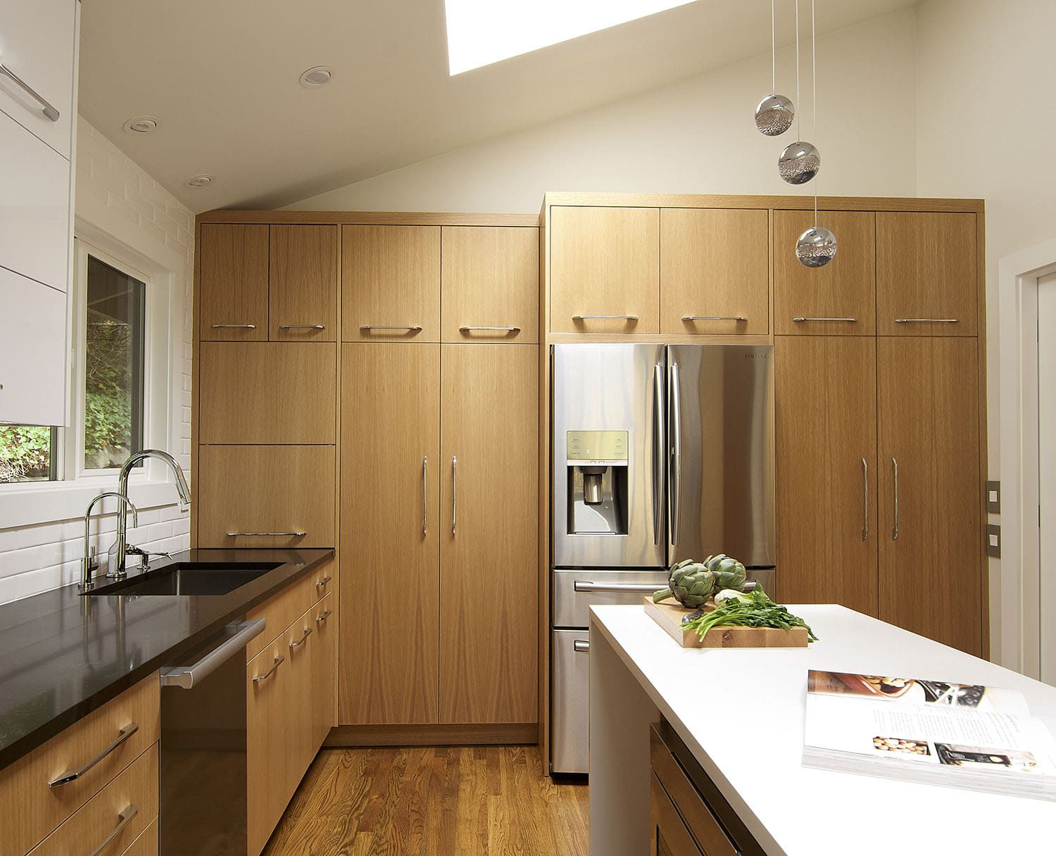Makswell Construction Mercer Island Kitchen Remodel Seattle Contractor