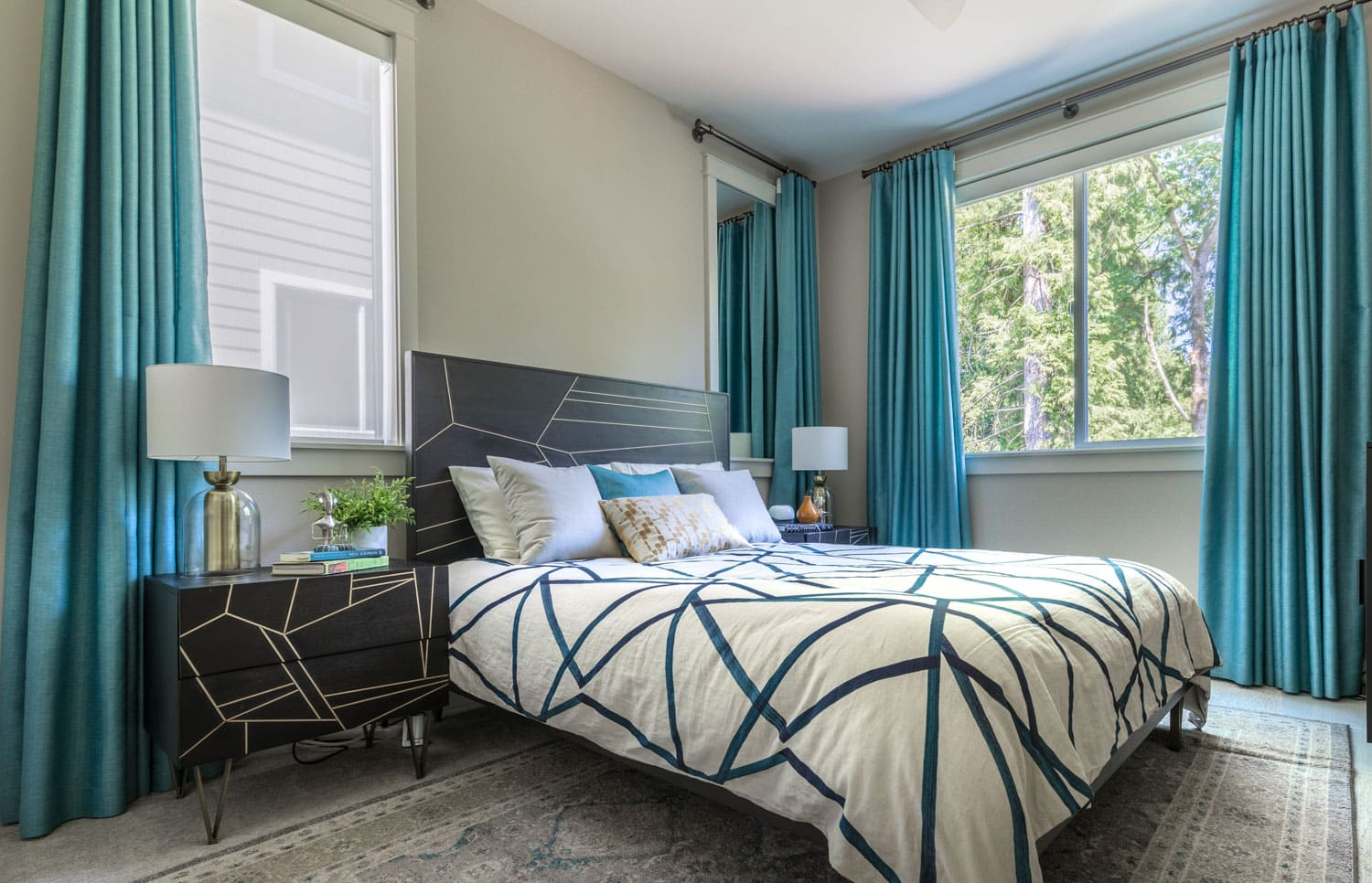 Makswell Construction Bedroom Remodel Seattle Contractor