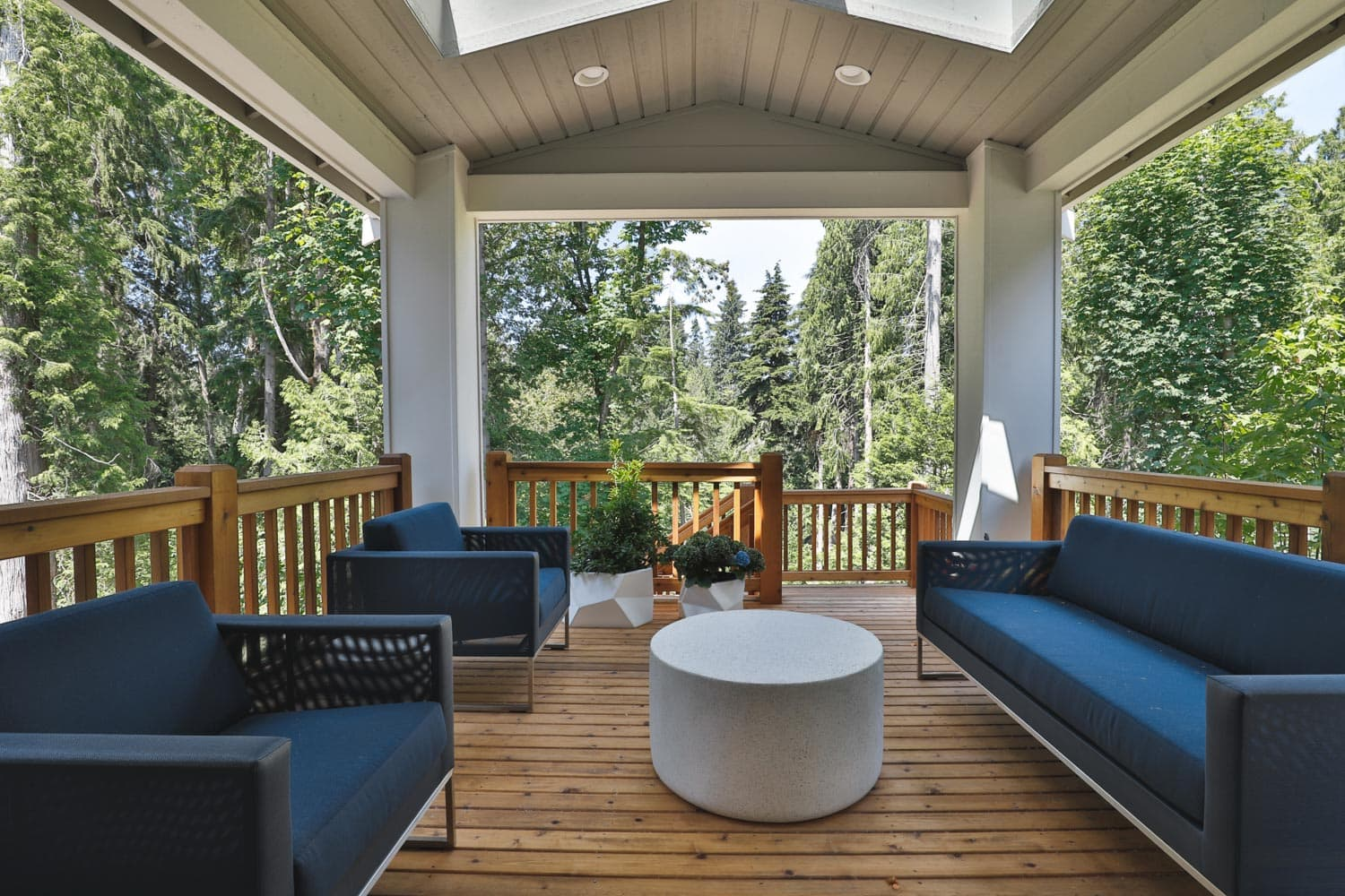 Makswell Construction Patio Remodel Seattle Contractor