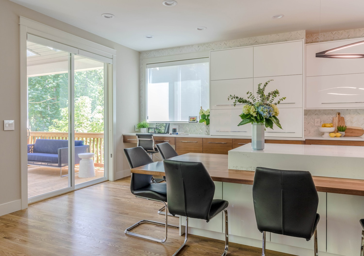 Makswell Construction Kitchen Remodel Seattle Contractor