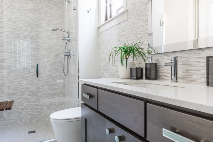 Makswell Construction Bathroom Remodel Seattle Contractor