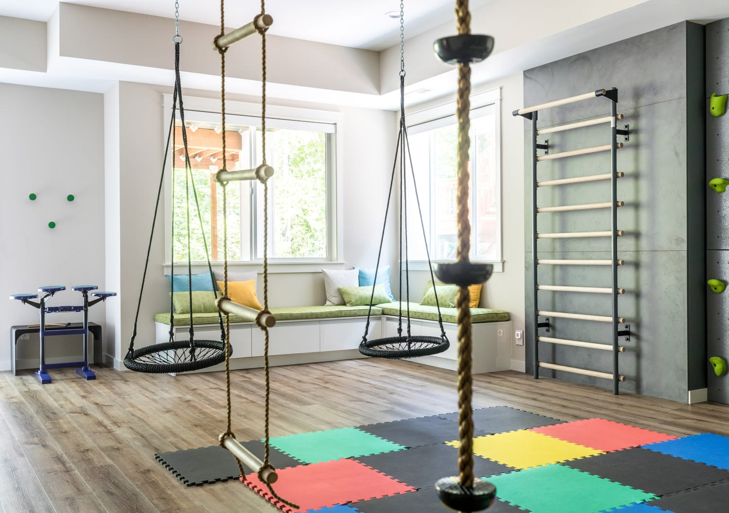 Makswell Construction Playroom Remodel Seattle Contractor